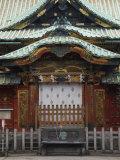 Ueno Toshogu Shrine, Tokyo, Central Honshu, Japan Photographic Print by Schlenker Jochen