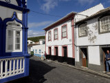 Praia Da Vitoria Village, Terceira Island, Azores, Portugal, Europe Photographic Print by De Mann Jean-Pierre