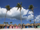 Saona Island, South Coast, Dominican Republic, Central America Photographic Print by Thouvenin Guy