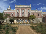 Estoi Palace, Estoi, Algarve, Portugal, Europe Photographie par O'callaghan Jane