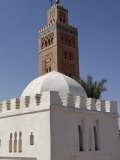 Koutoubia Minaret, Marrakesh, Morocco Photographic Print by De Mann Jean-Pierre