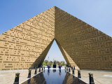 Unknown Soldier Memorial and Anwar Sadat Tomb, Nasser City, Cairo, Egypt, North Africa, Africa Photographic Print by Tondini Nico