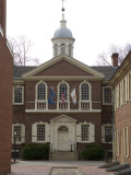 Carpenters&#39; Hall, Built in 1774, Philadelphia, Pennsylvania, USA Photographic Print by De Mann Jean-Pierre
