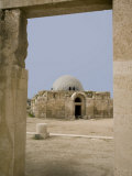 Umayyad Palace, Citadel, Amman, Jordan, Middle East Photographic Print by Richardson Rolf