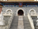 Five Terrace Mountain, One of China&#39;s Most Ancient Buddhist Sites, Shanxi, China Photographic Print by De Mann Jean-Pierre