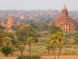 Bagan, Myanmar Photographic Print by Schlenker Jochen