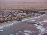Aerial Photo of Swakopmund, Namibia, Africa Photographic Print by Milse Thorsten