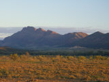 Flinders Ranges, Flinders Ranges National Park, South Australia, Australia, Pacific Photographic Print by Schlenker Jochen