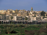 City Skyline, Meknes, Morocco, North Africa, Africa Photographic Print by Woolfitt Adam