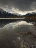 Vermilion Lakes, Banff National Park, UNESCO World Heritage Site, Alberta, Canada, North America Photographic Print by Snell Michael