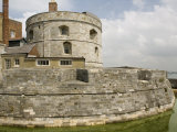 Calshot Castle, Hampshire, England, United Kingdom, Europe Photographic Print by Richardson Rolf