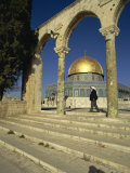 Dome of the Rock, Jerusalem, Israel, Middle East Photographic Print by Simanor Eitan