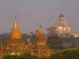 That-Byin-Nyu Temple, Bagan, Myanmar Photographic Print by Schlenker Jochen