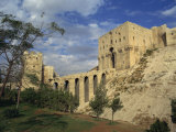 Citadel, Aleppo, UNESCO World Heritage Site, Syria, Middle East Photographic Print by Simanor Eitan