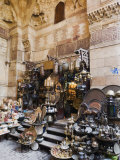 Bazaar, Khan Al-Khalili District, Cairo, Egypt, North Africa, Africa Photographic Print by Schlenker Jochen