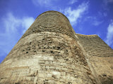 Maiden Tower, Baku, Azerbaijan, Central Asia Photographic Print by Olivieri Oliviero
