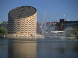 Tycho Brahe Planetarium, Copenhagen, Denmark, Scandinavia, Europe Photographic Print by Simanor Eitan