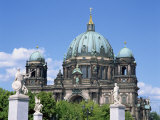 Berliner Dom in Berlin, Germany, Europe Photographic Print by Scholey Peter