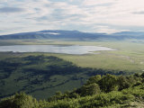 Ngorongoro Crater, UNESCO World Heritage Site, Tanzania, East Africa, Africa Photographic Print by Sassoon Sybil