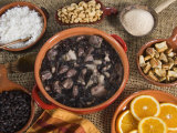 Brazilian Feijoada, Brazil, South America Photographic Print by Tondini Nico
