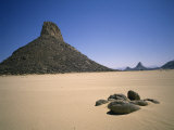 Tidikmat Mountains, Algeria, North Africa, Africa Photographic Print by Renner Geoff