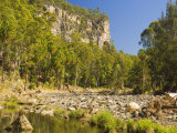 Carnarvon Creek, Carnarvon Gorge, Carnarvon National Park, Queensland, Australia, Pacific Photographic Print by Schlenker Jochen
