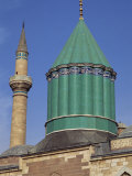 Mevlana Muzesi, Konya, Anatolia, Turkey Minor, Eurasia Photographic Print by Ryan Peter