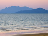 Hinchinbrook Island Seen from South Mission Beach, Queensland, Australia, Pacific Photographic Print by Schlenker Jochen