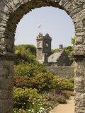La Seigneurie Garden, Sark, Channel Islands, United Kingdom, Europe Photographic Print by Richardson Rolf