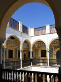 Dar Qaramanli, a Traditional 18th Century Residence, Tripoli, Libya, North Africa, Africa Photographic Print by Rennie Christopher