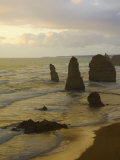 Twelve Apostles, Port Campbell National Park, Great Ocean Road, Victoria, Australia, Pacific Photographic Print by Schlenker Jochen