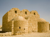 Amra Desert Fort, UNESCO World Heritage Site, Jordan, Middle East Photographic Print by Richardson Rolf