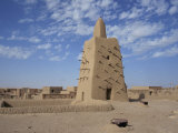 Djinguereber Mosque, Timbuktu, UNESCO World Heritage Site, Mali, West Africa, Africa, Photographic Print