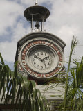 Clocktower, Manaus, Amazon, Brazil, South America Photographic Print by Richardson Rolf