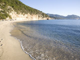Beach of Cala Luna, Gulf of Orosei, Sardinia, Italy, Mediterranean, Europe Photographic Print by Olivieri Oliviero