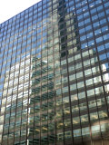 Old and New Reflected in Buildings, Chicago, Illinois, United States of America, North America Photographic Print by DeFreitas Michael