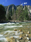 South Fork of the Kings River, Cedar Gorge, Kings Canyon National Park, California, USA Photographic Print by Tomlinson Ruth