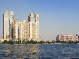 World Trade Center, Nile River, Cairo, Egypt, North Africa, Africa Photographic Print by Tondini Nico