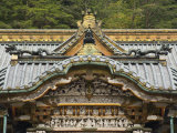 Main Hall, Tosho-Gu Shrine, Nikko, Central Honshu, Japan Photographic Print by Schlenker Jochen