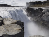 Dettifoss, Iceland, Polar Regions Photographic Print by Pitamitz Sergio
