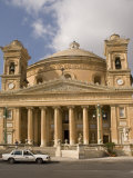 Dome, Mosta, Malta, Europe Photographic Print by Richardson Rolf