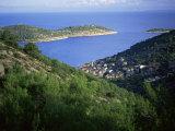 Vis, Croatia, Dalmatia, Dalmatian Coast, Europe Photographic Print by Olivieri Oliviero