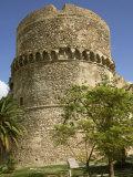 Castle, Reggio Calabria, Calabria, Italy, Europe Photographic Print by Richardson Rolf