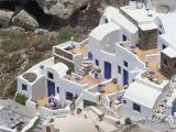 Apartment Complex, Santorini, Cyclades Islands, Greek Islands, Greece, Europe Photographic Print by Richardson Rolf