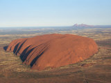 Uluru, Uluru-Kata Tjuta National Park, Northern Territory, Australia Photographic Print by Pitamitz Sergio