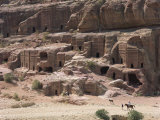 Petra, UNESCO World Heritage Site, Jordan, Middle East Photographic Print by Richardson Rolf