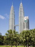 Petronas Towers, Kuala Lumpur, Malaysia, Southeast Asia Photographic Print by Tondini Nico