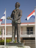 Government Admin Building, Philipsburg, Dutch St. Maarten, West Indies Photographic Print by Richardson Rolf
