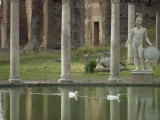 Hadrian's Villa, UNESCO World Heritage Site, Tivoli, Lazio, Italy, Europe Photographic Print by Woolfitt Adam