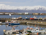 Husavik, Iceland, Polar Regions Photographic Print by Pitamitz Sergio